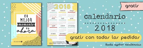 Calendario 2018 gratis